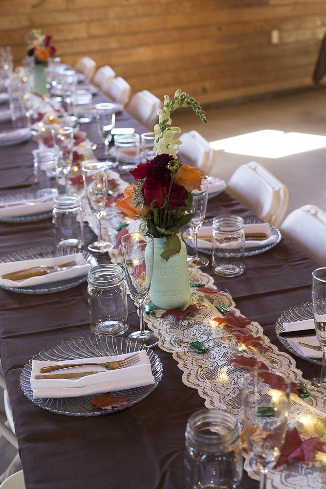 Great Ivory Lace Table Runner