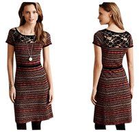 Anthropologie short dress Fairisle Sweater P By on Tradesy