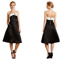 Erin Fetherston Tuxedo Midi 0p By Retailed Dress