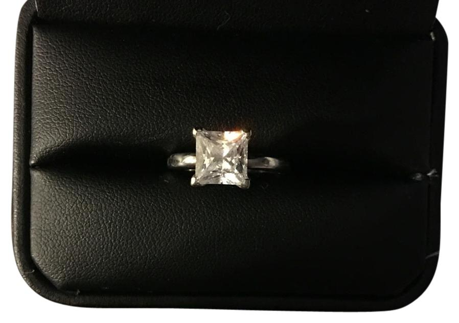 2.5c.t. Princess Cut Blood Free MiaDonna Diamond Solitaire Engagement Ring