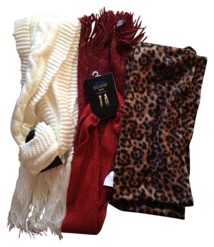 3 Scarves (Mix It and Old Navy)