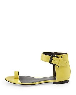 3.1 Phillip Lim Leather Lemon Sandals