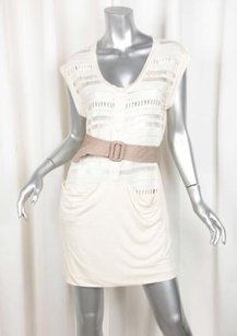 3.1 Phillip Lim short dress Cream Womens on Tradesy