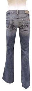 7 For All Mankind A Pocket Dja 160677ctag Boot Cut Jeans