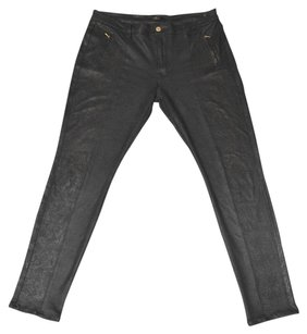 7 For All Mankind Pieced Skinny Jeans