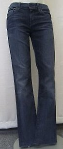 7 For All Mankind Flared Straight Leg Jeans