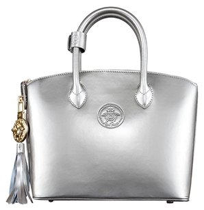 Abigail Riggs First Lady Series Tote in Silver