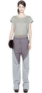 Acne Studios Pale Gray Beige Pants