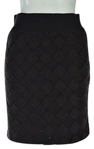 ADAM Lippes Womens Skirt Black