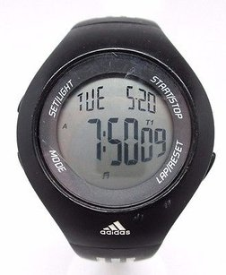 adidas Adidas Adipower Furano Midsize Unisex Digital Chrono Light Watch Adp6016