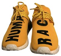 Adidas Human Race Human Race Pw Pharrell Yellow Athletic