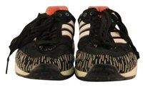 adidas Womens Running Sneakers Trainers Black Beige Athletic