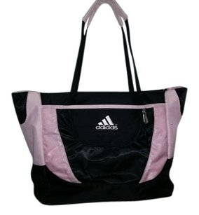 adidas Tote in Pink and black