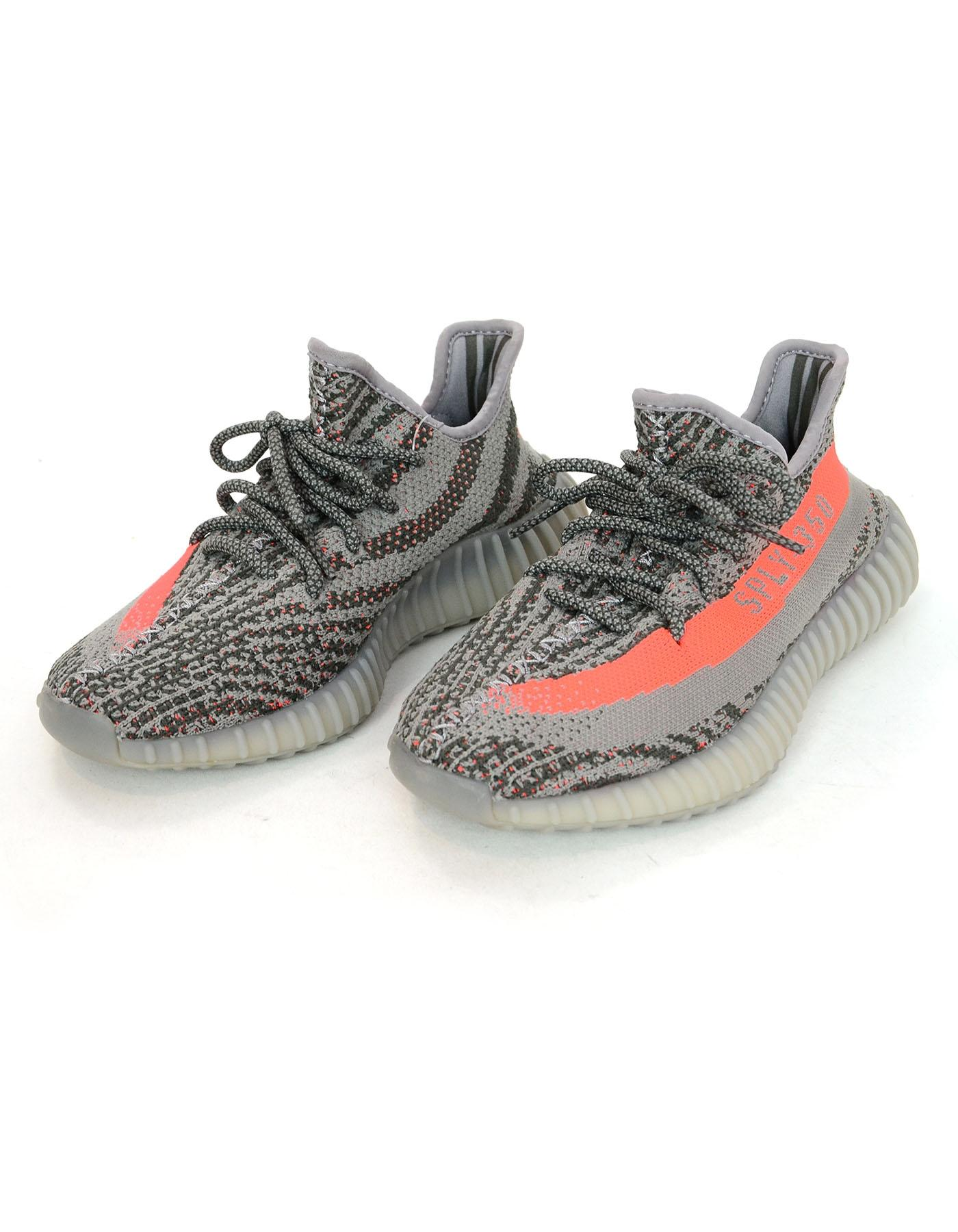 db90ccc864f ... aliexpress adidas x yeezy grey kanye west boost 350 v2 beluga sneakers  38 2 3 de822