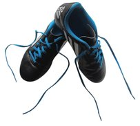 adidas Youth Cleats Soccer Black/Royal Athletic