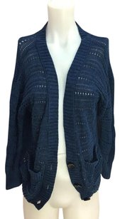 Aerie Womens Crochet Sweater