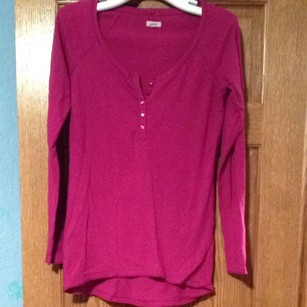 Aerie T Shirt Purple