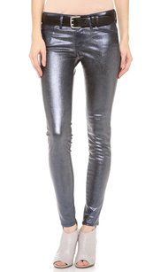 AG Adriano Goldschmied Coated Modern Skinny Jeans-Coated