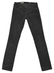 AG Adriano Goldschmied A6 The Prima Mid Rise Cigarette Corduroy R Skinny Jeans