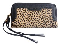 Aimee Kestenberg New! Gala Clutch Wallet Cheetah Print
