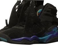 Air Jordan Black/Aqua Athletic