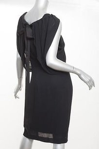 Alberta Ferretti short dress Black Womens on Tradesy