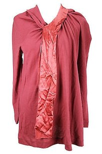 Alberta Ferretti Ma0912 Tunic Solid Womens Sweater