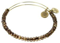 Alex and Ani Alex And Ani Luminary Sand Beads Expandable Ewb Bracelet Russian Gold