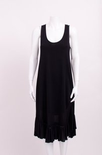 Alexander McQueen short dress Black Scoop on Tradesy