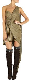 Alexander Wang short dress Gold on Tradesy