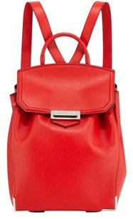 Alexander Wang Leather Italian Luxury Backpack