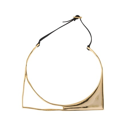 Preload https://item1.tradesy.com/images/alexis-bittar-gold-gold-tone-liquid-architectural-choker-necklace-23334825-0-0.jpg?width=440&height=440