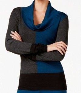 Alfani 6703tcu194 Cowl Neck Sweater