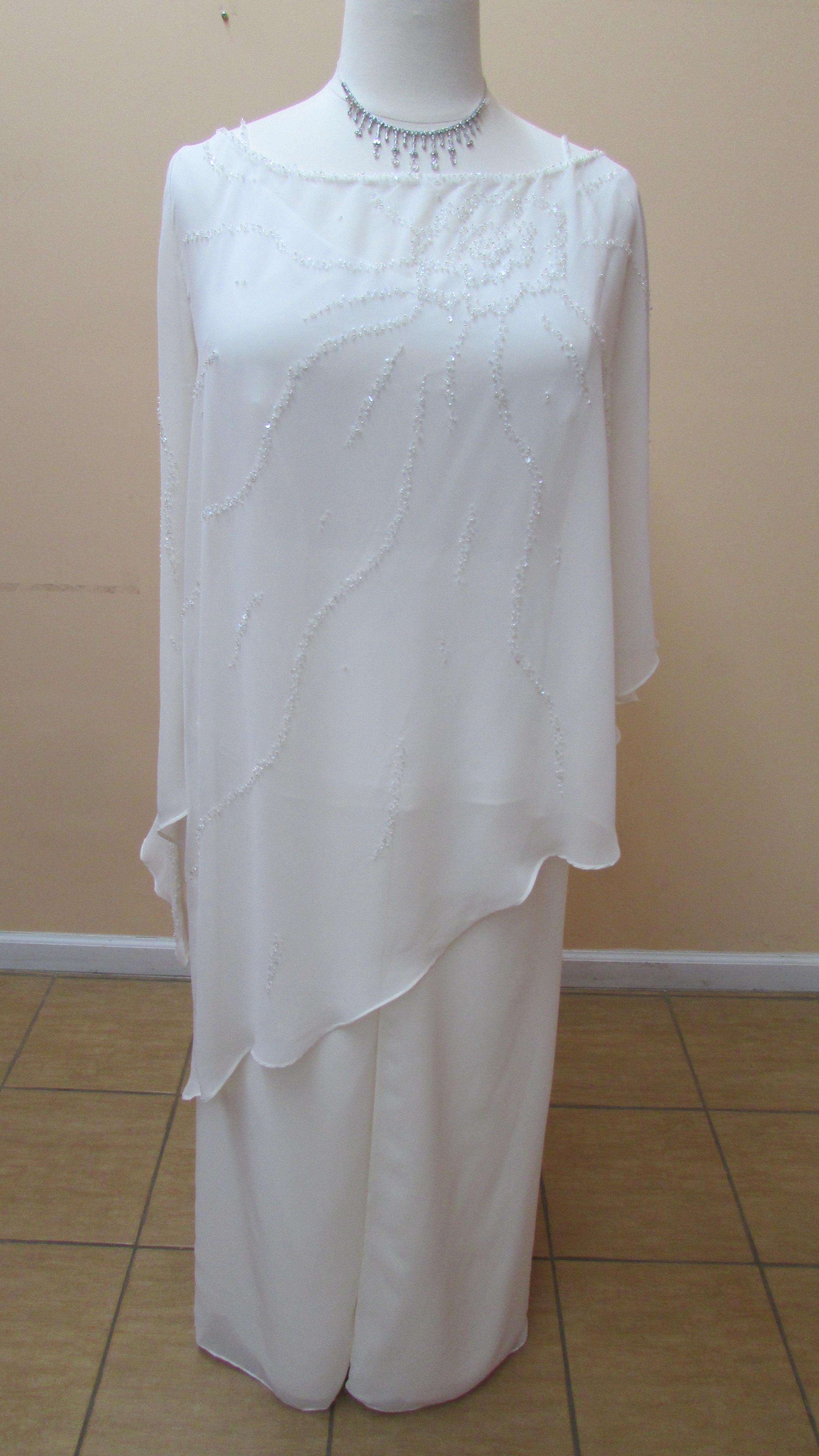 Alfred Angelo Ivory 6415 Mpant A Dress From X Cheung On
