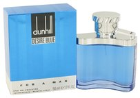 Alfred Dunhill DESIRE BLUE by ALFRED DUNHILL EDT Spray for Men ~ 1.7 oz / 50 ml