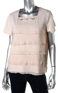 Alfred Dunner Top orange