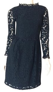ALICE by Temperley Dvf Julian Wrap Mini Dress