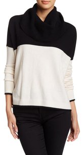 Alice + Olivia Color-blocking Wool Classic Striped Sweatshirt