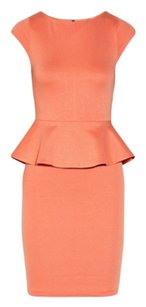 Alice + Olivia short dress New Peach orange on Tradesy