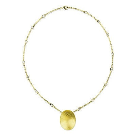 Amour Amour 18k Yellow Gold Plated 2-78ct Tgw Cubic Zirconia Necklace 16