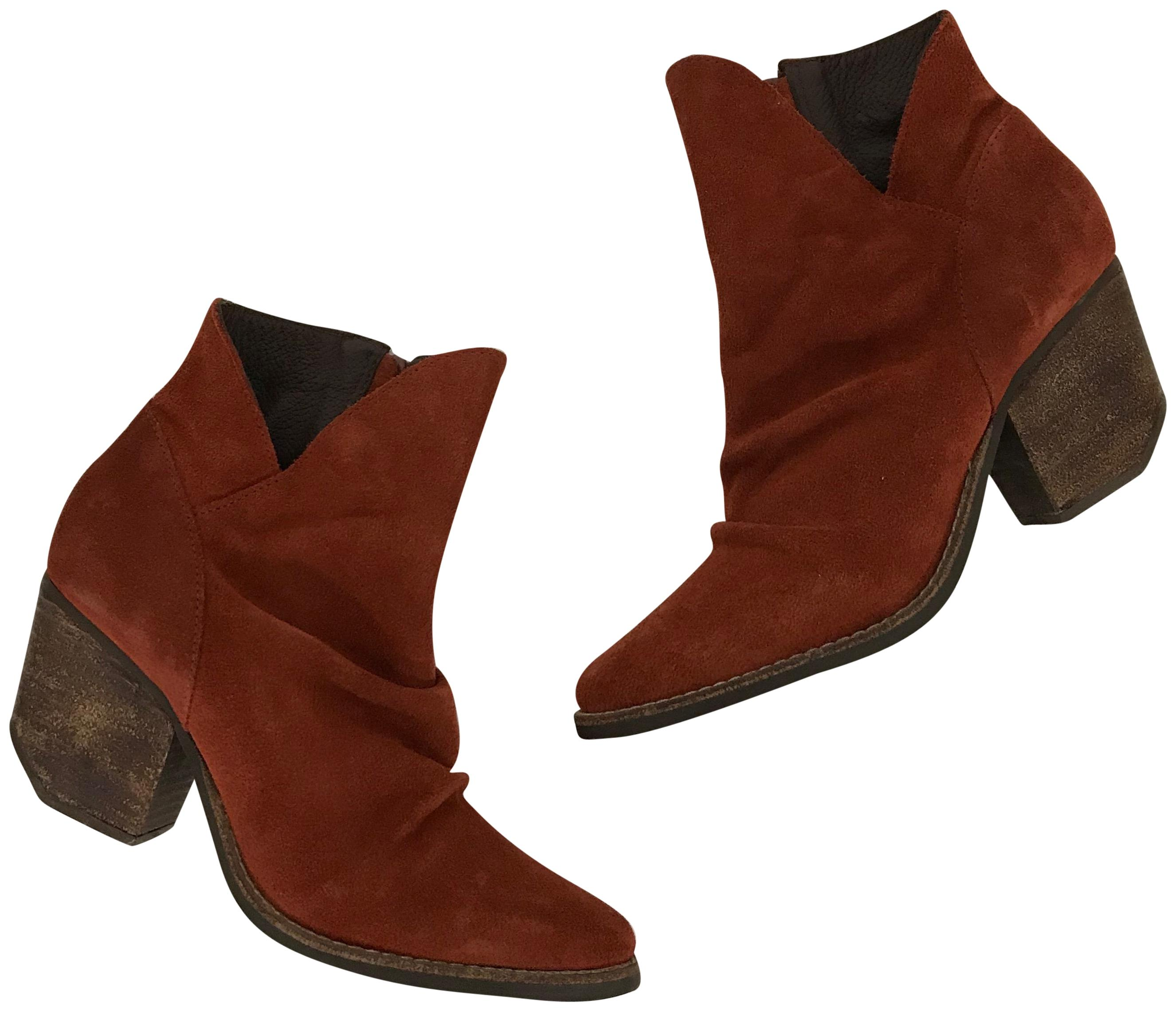 Amuse Boots/Booties Society Red X Matisse Boots/Booties Amuse Size US 7 Regular (M, B) cf355d