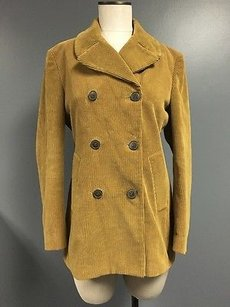 Ann Freedberg Mustard Coat