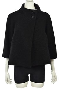 Ann Taylor Womens Basic Wool Casual Jacket Coat