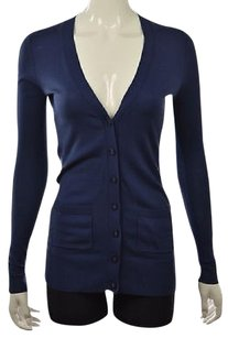Ann Taylor Petite Womens Cardigan Xsp Solid Shirt Sweater