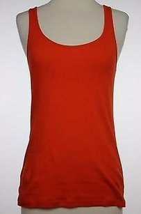 Ann Taylor LOFT Womens Top Orange