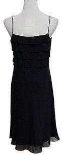 Black Maxi Dress by Ann Taylor LOFT Empire