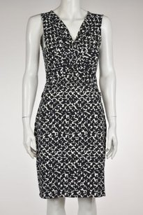 Ann Taylor Womens Black Dress