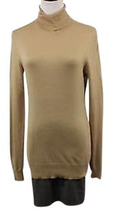 Ann Taylor Womens Turtleneck Long Sleeve Polyester Sweater