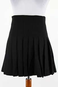 Annalee + Hope Belfast Pleated Skirt Black