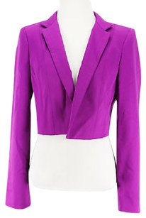 Anne Klein Anne Klein Womens Suit Purple Polyester -
